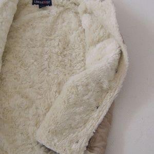 Limited Too Jackets & Coats - LIMITED TOO Jacket Vest Medium M 12 Girls Warm